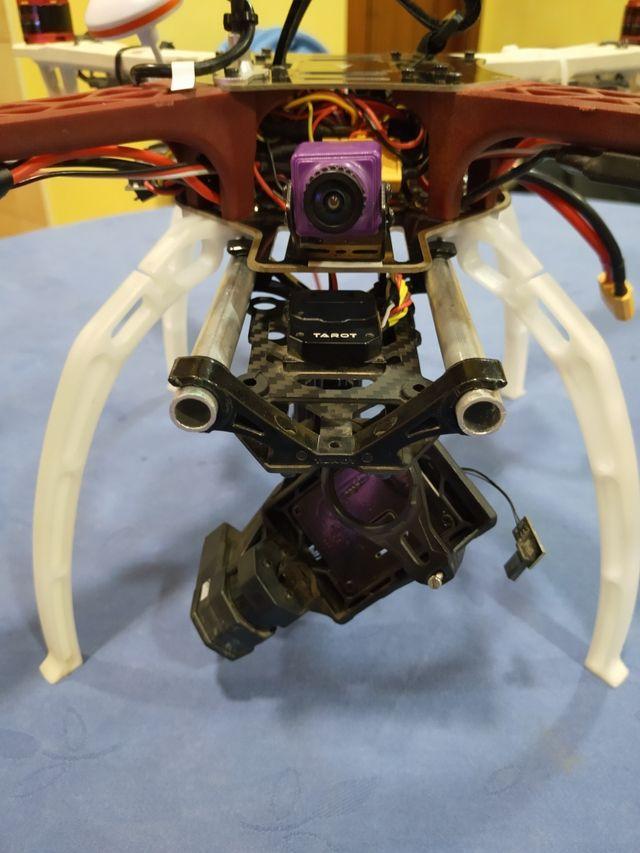 Dron dji f450 con naza y gps de segunda mano por 340 € en