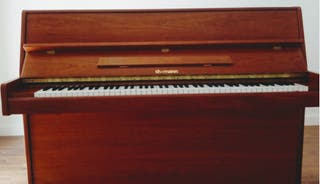 Vendo piano Thomann