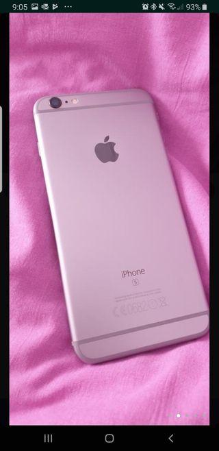 71e2b648bad Iphone SE plata de segunda mano en la provincia de Granada en WALLAPOP
