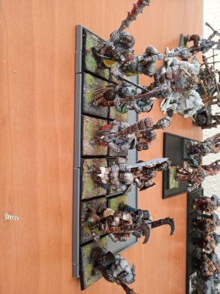 tripasduras ogros Warhammer fantasy