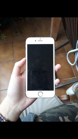 Iphone 6s, funciona como si estuviera nuevo.