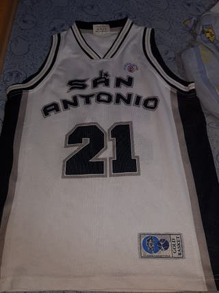 camiseta san antonio spurs