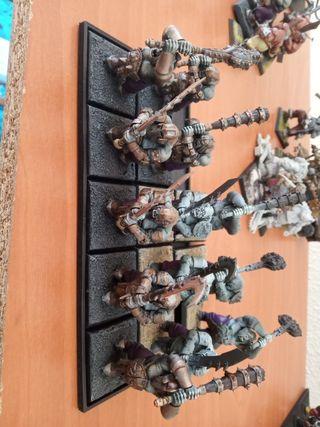 tripasduras Warhammer fantasy ogros