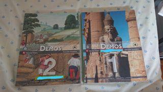Ciencias Sociales, Geografía e Historia, Demos