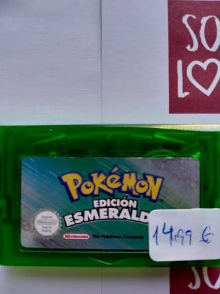 Pokémon Esmeralda Gameboy Advance