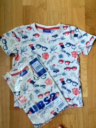 Camiseta niño UBS-2