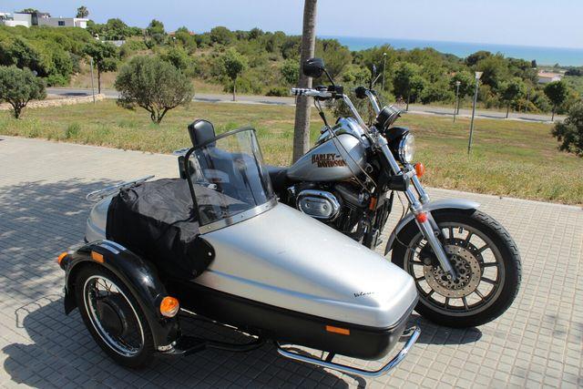 Harley Davidson Sidecar de segunda mano por 15 000 € en