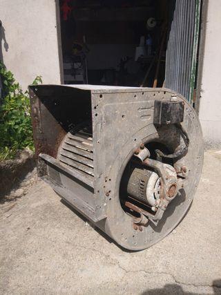 extractor de aspiracion o ventilacion