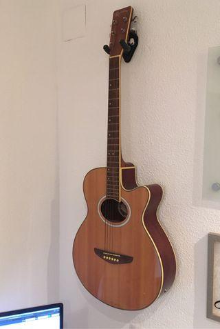 Guitarra electroacustica Rochester