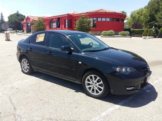 Mazda 3 Serie limitada .
