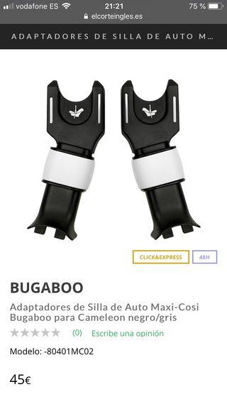 Adaptador maxicosi bugaboo buffalo