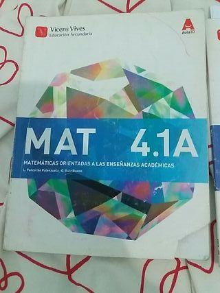 matematicas 4o eso