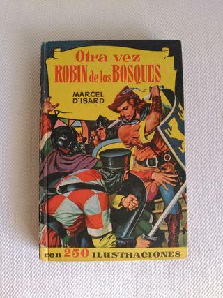 """Otra vez Robin de los Bosques"" Marcel d'Isard"