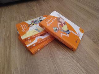 Libros infantiles colección Clementina
