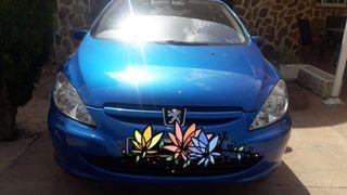Peugeot 307. Aire acondicionado, elevalunas eléctricos. En buen estado, muy cuidado. se puede probar