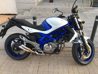 Suzuki gladius 650 ABS