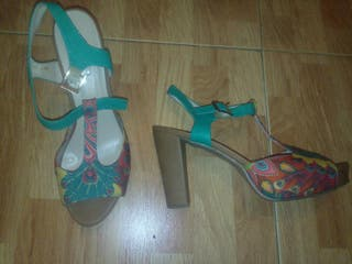 zapatos preciosos
