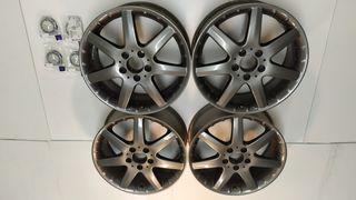 Llantas Mercedes 17 pulgadas originales