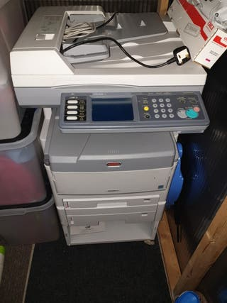 printers, scanners, fax