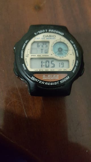 Reloj Casio LED-10 Vintage