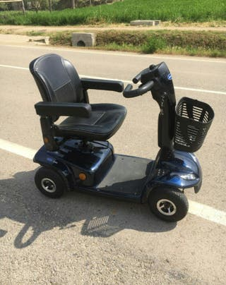 silla scooter electrico