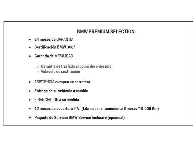 BMW Serie 3 320d Gran Turismo 135 kW (184 CV)