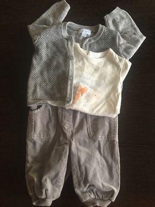 59924b8ab Ropa para bebé Kiabi de segunda mano en Madrid en WALLAPOP