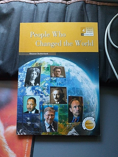People Who Changed the World, Eleanor Sutherland