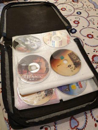 MALETIN porta CD o DVD