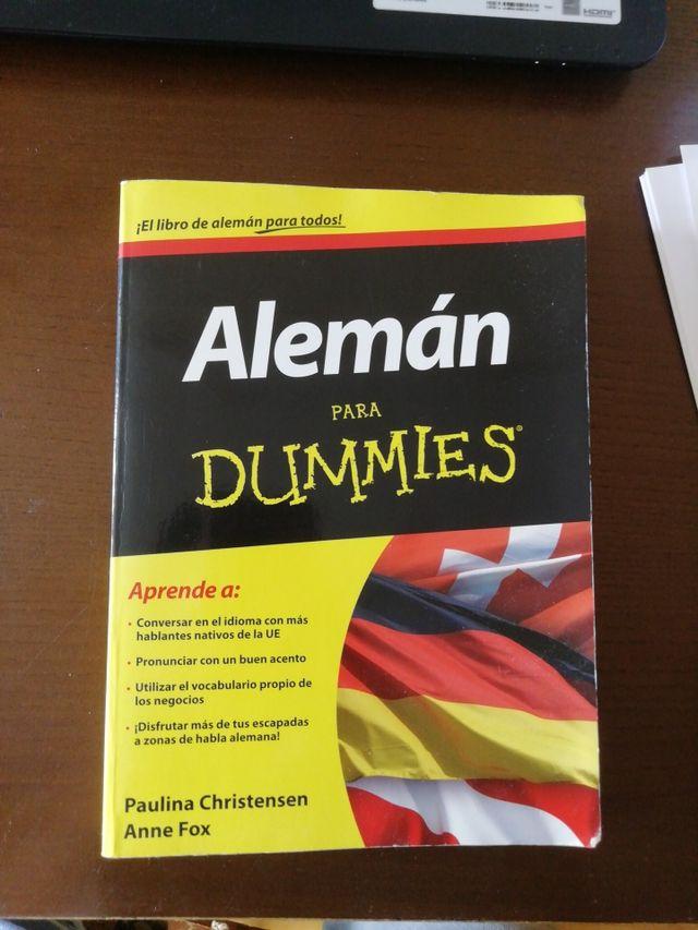 Libro Para Aprender Alemán De Segunda Mano Por 12 En