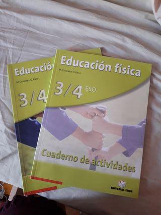 Educació Física 3/4° ESO