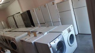 frigoríficos, lavavajillas, lavadoras...