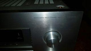 amplificador pioneer vsa ax10ai espectacular