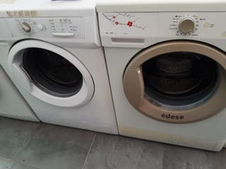 lavadoras 8 kg, segunda mano con garantía.