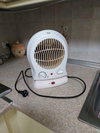 Calefactor ventilador Home