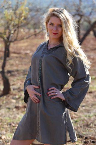 Caftán ,kaftan morroccan , ropa árabe mujer Nueva