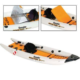 Diveyak sevylor xk 2020 + Mariner 2,5HP outboard