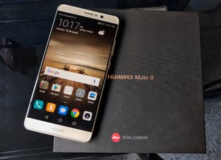 huawei mate 9 impecable