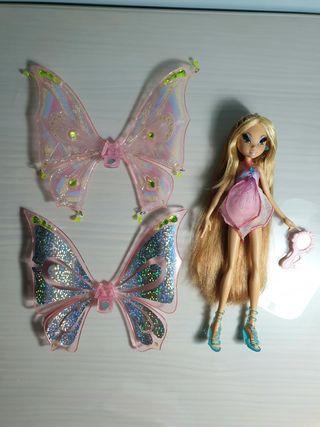 Winx Club Flora Glam Enchantix