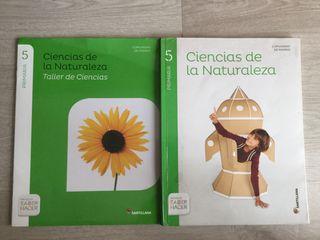 Ciencias de la naturaleza 5 primaria