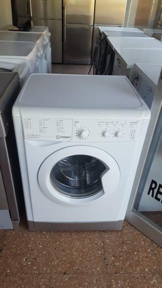 lavadora indesit 6kg