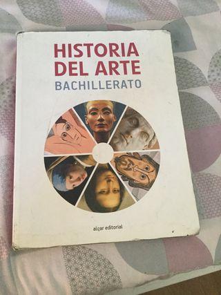 Libro Historia del arte 2ºbachiller