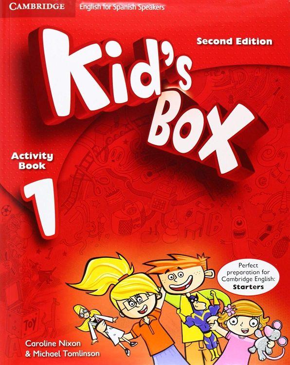 NUEVO Kid's Box 1 Activity Book