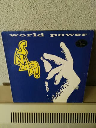 SNAP! '' World Power ''