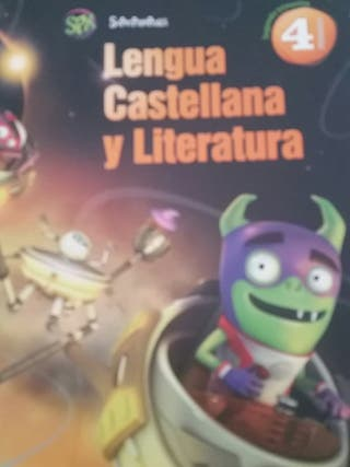 lengua castellana primer y segundo trimestre