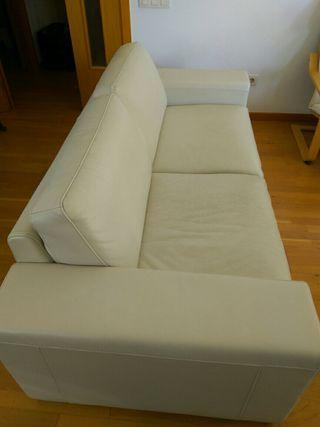 Sofa de piel Natuzzi