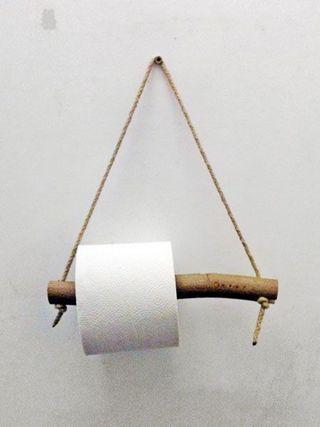 Soporte papel higiénico con imán