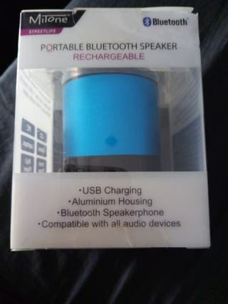 MiTone MITSP60 Bluetooth Travel Speaker