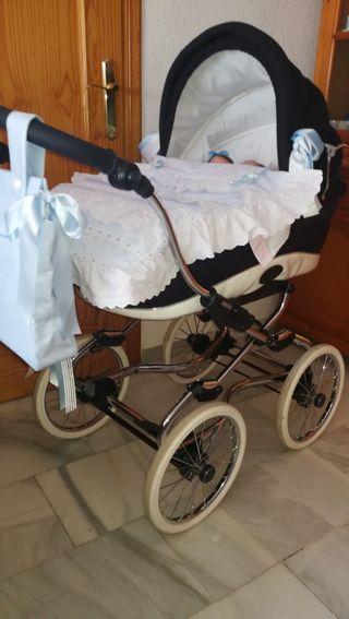 carrito de bebé clásico bebecar