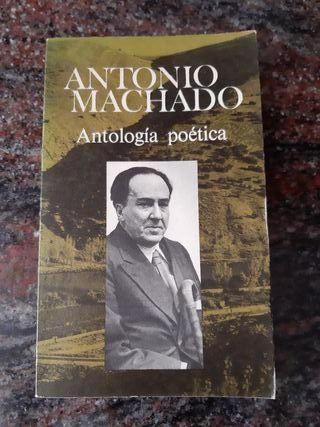 Libro Antología Poética Antonio Machado